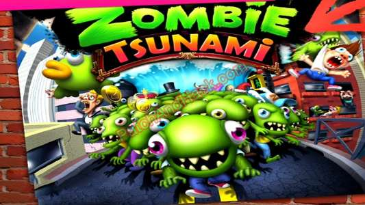 Zombie Tsunami Patch and Cheats crystals, money