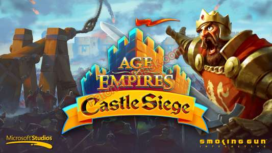 Patch for Age of Empires: Castle Siege Cheats