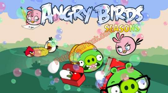 Angry Birds Seasons Patch