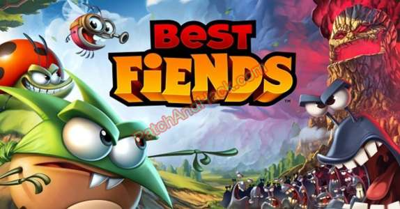 Best Fiends Patch