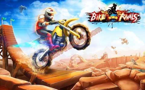Bike Rivals Patch and Cheats money
