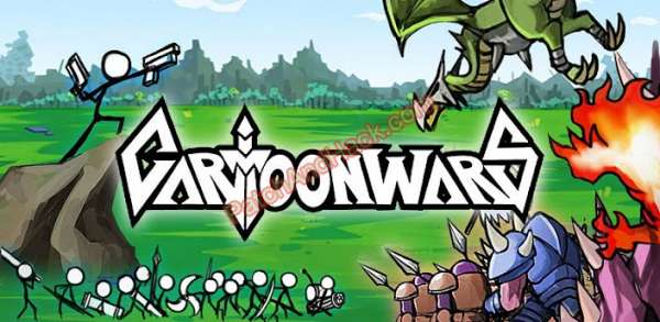 Cartoon Wars Patch and Cheats money, gold