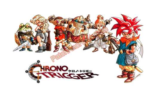 Chrono Trigger Patch and Cheats money, coins