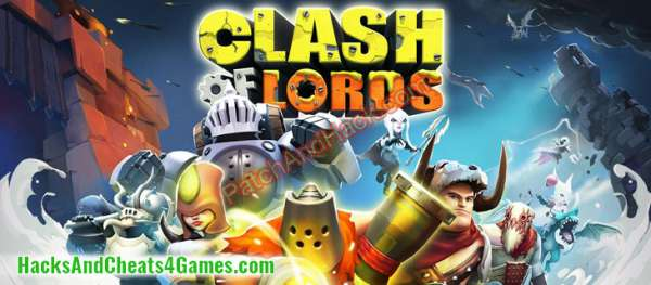 Clash of Lords 2 Patch and Cheats money, damage