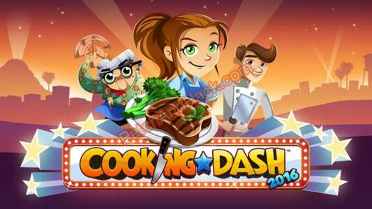 Cooking Dash Patch and Cheats money, gold, coins