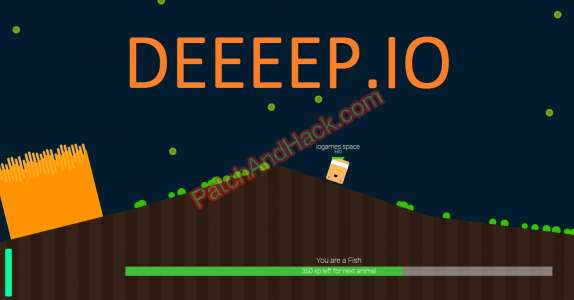 Deeeep.io Patch and Cheats level, mass