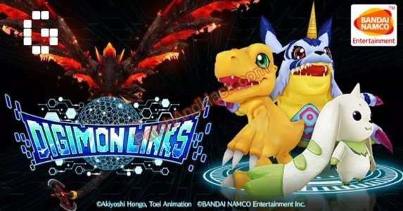 Digimon Links Patch and Cheats money