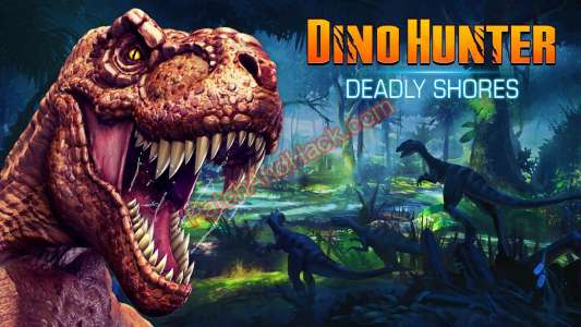 Dino Hunter: Deadly Shores Patch and Cheats money, gold