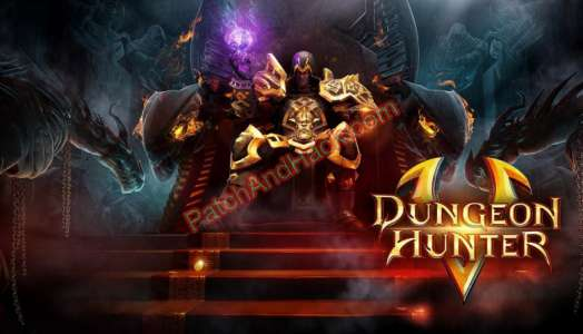 Dungeon Hunter 5 Patch and Cheats money, crystals