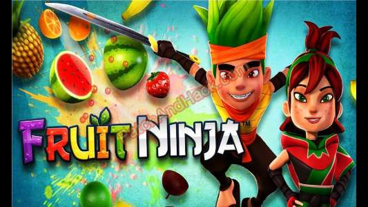 Fruit Ninja Patch and Cheats money, fruit