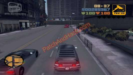 GTA 3 Patch and Cheats money
