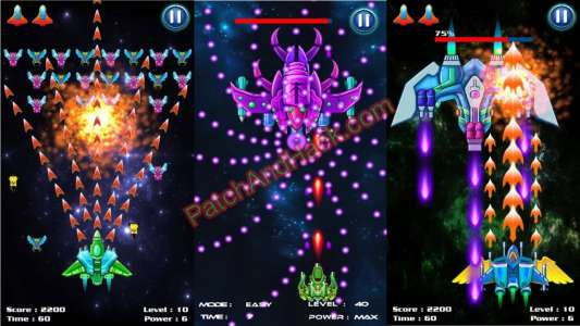 Galaxy Attack: Alien Shooter Patch and Cheats money