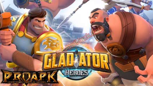 Gladiator Heroes Patch and Cheats money