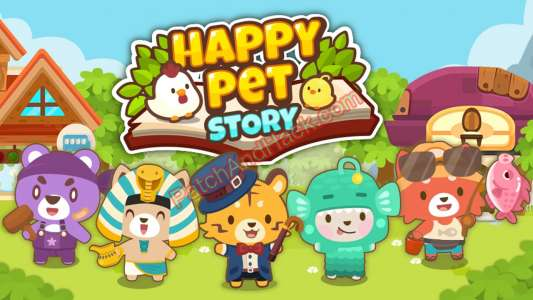Happy Pet Story Patch and Cheats money