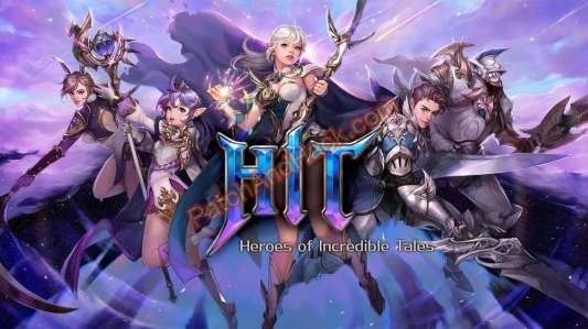 Heroes of Incredible Tales Patch and Cheats weapon, coins