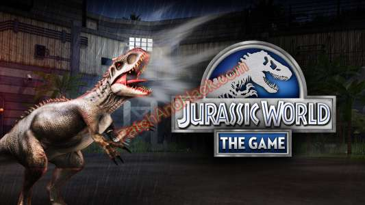 Jurassic World Patch and Cheats money, DNA