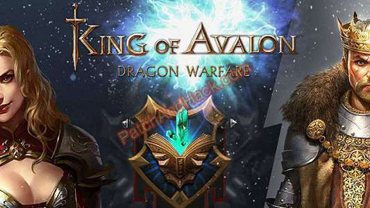 King of Avalon Dragon Warfare Patch and Cheats money