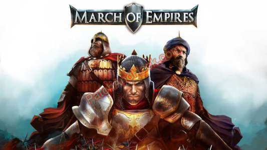 March of Empires Patch and Cheats gold, resources