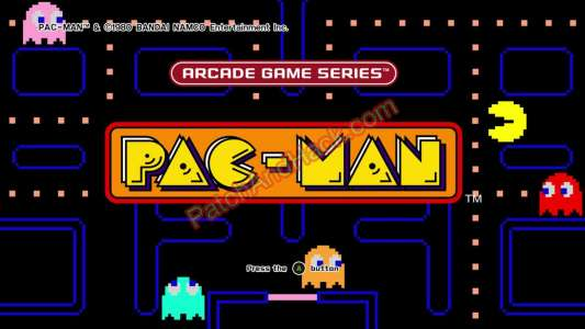 PAC-MAN Patch and Cheats coins, tokens