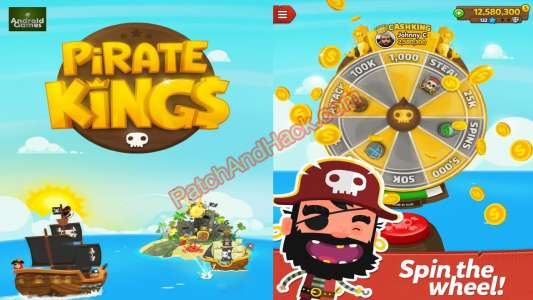 Pirate Kings Patch and Cheats money, speed