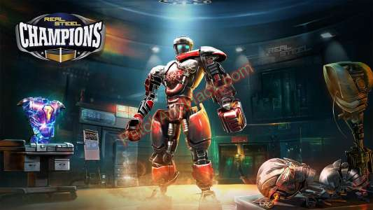 Real Steel Champions Patch and Cheats money