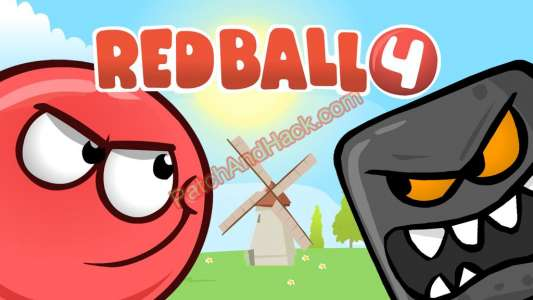 Red Ball 4 Patch and Cheats life, cards