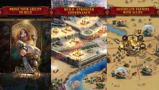 Revenge of Sultans Patch and Cheats money, coins