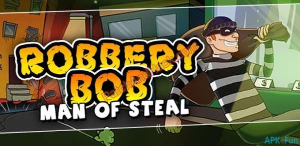 Robbery Bob Patch and Cheats money