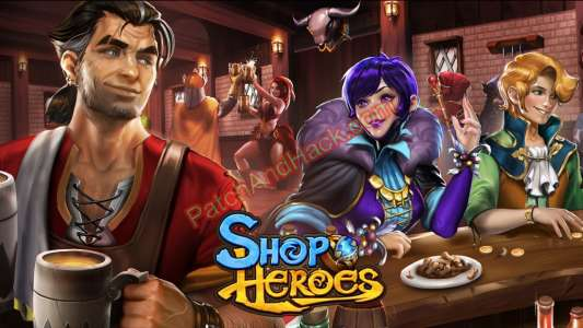Shop Heroes Patch and Cheats diamonds, gold, lives
