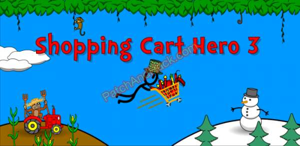 Shopping Cart Hero 3 Patch and Cheats money