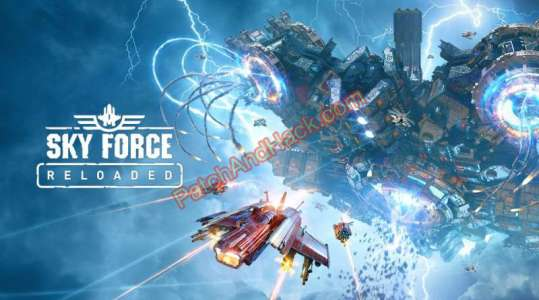 Sky Force Reloaded Patch and Cheats money, stars