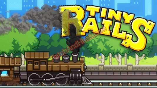Tiny Rails Patch and Cheats coins, crystals