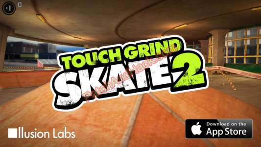 Touchgrind Skate 2 Patch and Cheats money