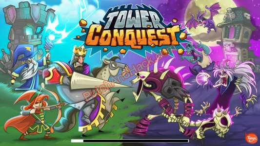 Tower Conquest Patch and Cheats money