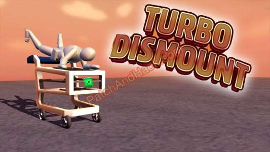 Turbo Dismount Patch and Cheats money