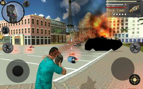 Vegas Crime Simulator Patch and Cheats money, lives