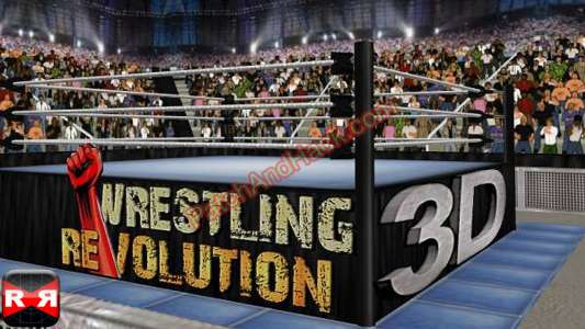 Wrestling Revolution Patch and Cheats money