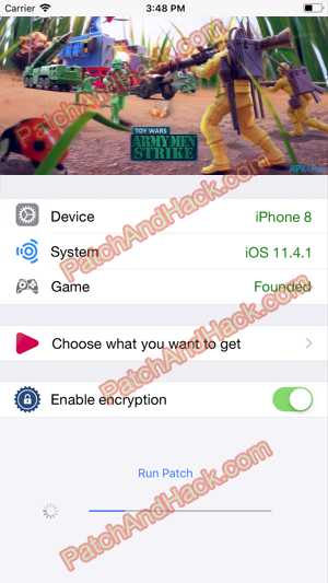 Army Men Strike Hack and patch