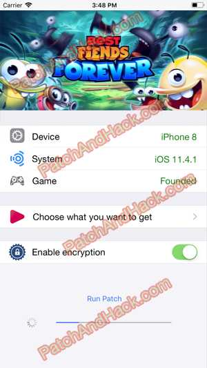 Best Fiends Forever Hack and patch