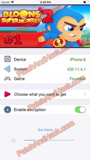 Bloons Supermonkey 2 Hack and patch