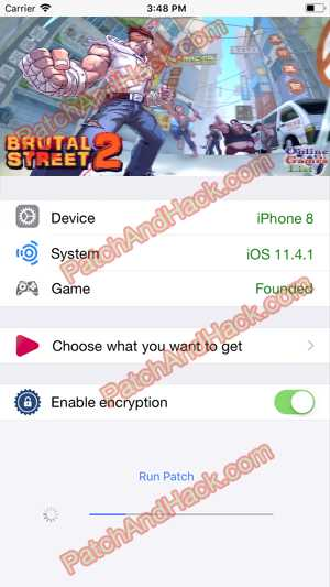 Brutal Street 2 Hack and patch