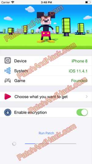 Disney Crossy Road Hack and patch