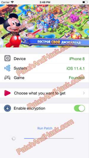 Disney Magic Kingdoms Hack and patch