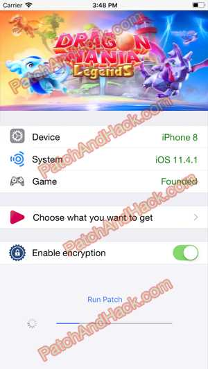 Dragon Mania Legends Hack and patch