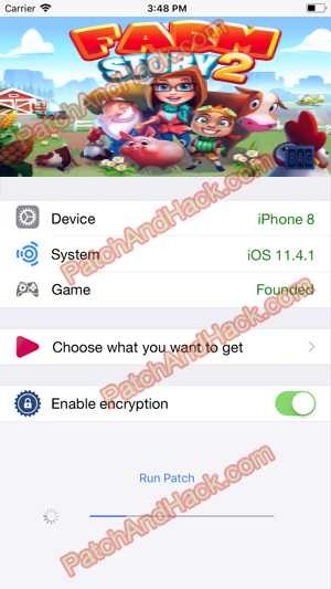 Farm Story 2 Hack and patch