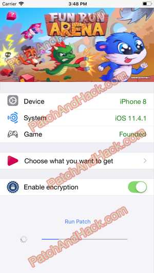 Fun Run Arena Hack and patch