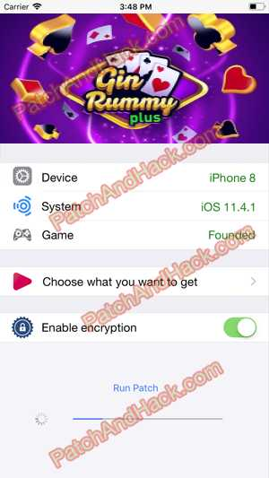 Gin Rummy Plus Hack and patch