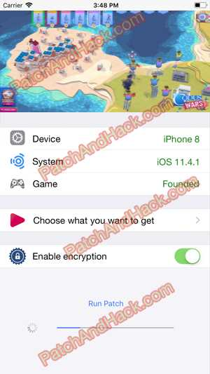 Godus Hack and patch