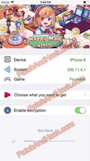 Happy Mall Story Hack and patch
