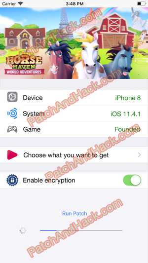 Horse Haven World Adventures Hack and patch